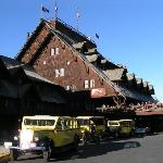 Old Faithful Inn Hotel