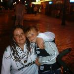  me an my sister in benidorm 2005