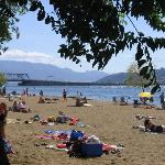 Kelowna, BC - Public Beach Area (July 05)