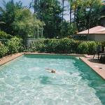  Sunny pool at Tropical Reef Apartments
