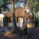 صورة فوتوغرافية لـ ‪andBeyond Sandibe Okavango Safari Lodge‬