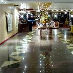  Lobby Hotel Cervantes