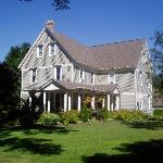 In Wolfville Bed and Breakfast
