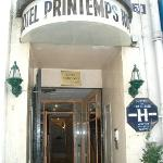 Photo de Hotel Printemps