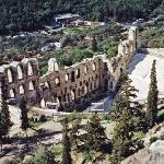 Odeum of Herodes Atticus (Odeion / Irodion)