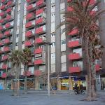 Foto di Equity Point Sea - Hostel Barcelona