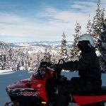  High on the Trail