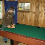  pool table - Nick