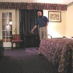  Me in one of their standard rooms