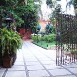 Photo de Hotel Hacienda de Cortes