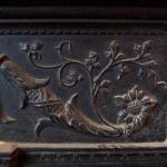  Original fireplace detail