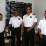 A few of the local tourist police; including the chief. Chencho will tell you where to find...