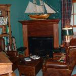 Foto de Commodore Joshua Barney House Bed & Breakfast