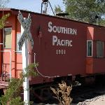 Home sweet home (Caboose)