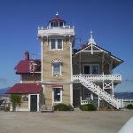‪East Brother Light Station‬