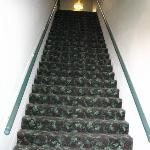  The dreaded stairs! We pack too darn much
