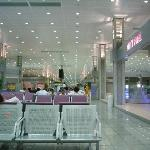 Imam Khomeini Airport at 3am