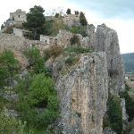 Guadalest Castle 1hr inland