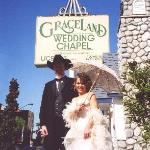 Wedding at Graceland