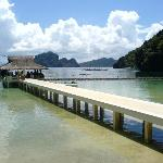 Photo de El Nido Resorts Miniloc Island