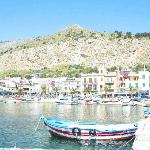  Mondello harbour