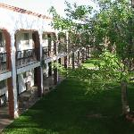 Rooms & Courtyard