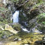 Waterfall at Glenn Helen