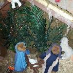 Boyd's Bears Nativity scene