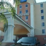 Foto de Comfort Inn International