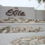  Inn Exile Front Entrance