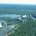 Helicopter tour:  Iguazu - don't miss it!!