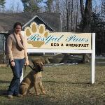 Bilde fra The Inn at Restful Paws