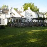 1823 Historic Rose Hill Inn Foto
