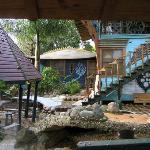 Nightland Cabins at JadeSeahorse resmi