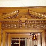  Detail of doorway into the bar/lounge