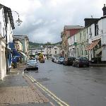 Φωτογραφία: Dragon Inn Crickhowell