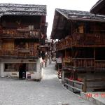  Street in Grimentz
