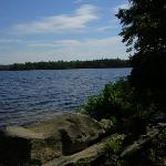 Lake Pemaquid Campground resmi