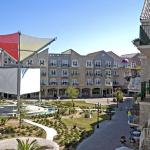 European Village Resort resmi