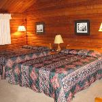 Foto de Buckrail Lodge