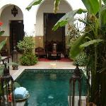  Inside Riad Azzar