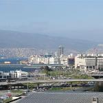 View of Izmir from Hotel