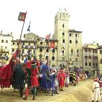  Giostra of Saracino in Arezzo city