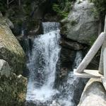 The Water fall at the Lost River