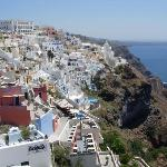  Thira, Santorini.