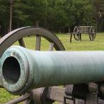  Cannon from Spotsylvania Civil War National Historical Park