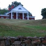 Union HQ during the Battle of Fredericksburg