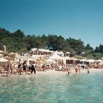 Bousoulas beach and bar