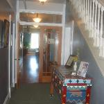  Stevensville Hotel entryway