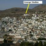  George Studios as seen from the Acropolis